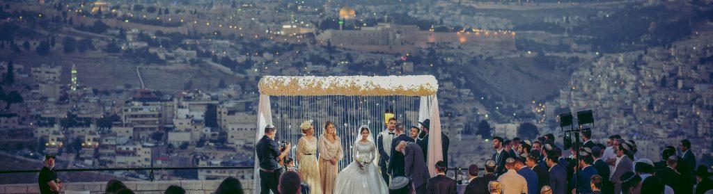 L'organisation d'un mariage en Israël ?