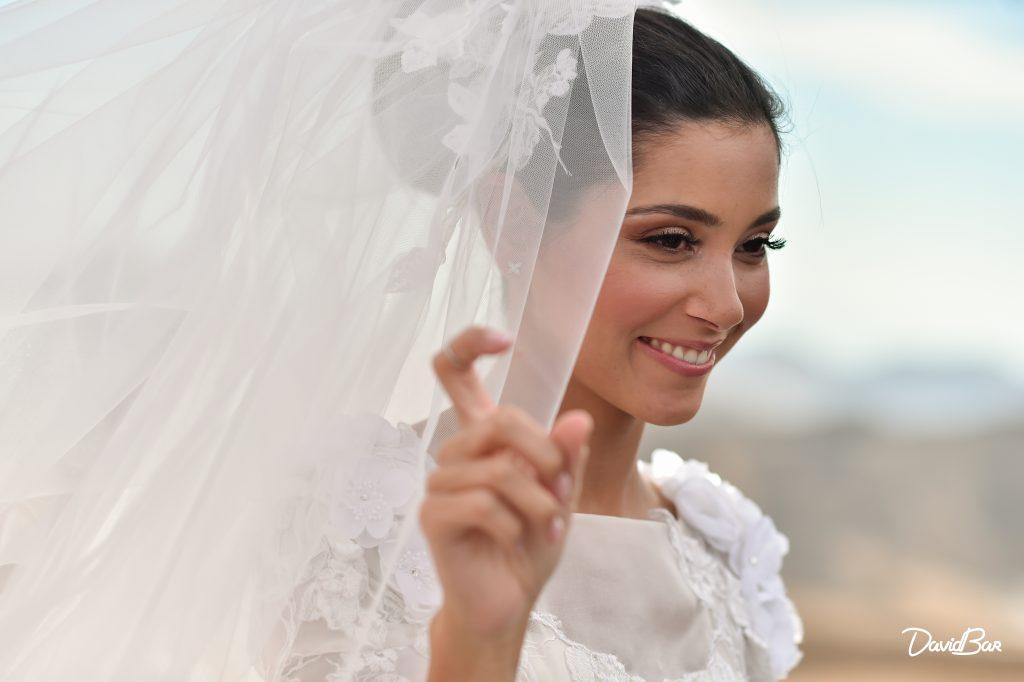 Bridal veil photograph