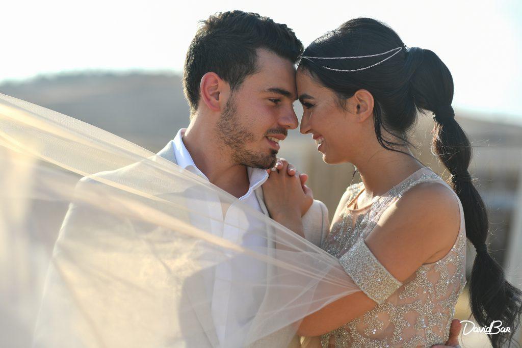 Newlywed photo after wedding