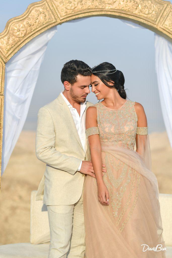 Wedding in the Negev, Israel